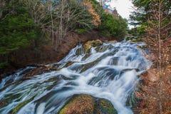 Ryuzu vattenfall Arkivbilder