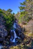 Ryuzu Waterfall at nikko Royalty Free Stock Photos