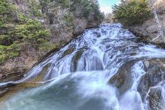 Ryuzu Waterfall 2 Stock Images