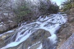 Ryuzu Waterfall 3 Royalty Free Stock Image