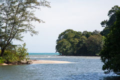 Ryza park narodowy Zdjęcia Royalty Free