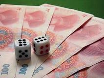 ryzyka finansowego Zdjęcia Royalty Free