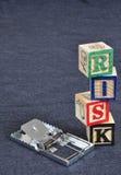 ryzyko Obrazy Stock