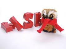 Ryzyko ptasia grypa fotografia stock
