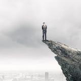 Ryzyko w biznesie Fotografia Stock