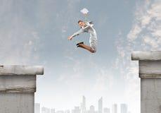 Ryzykowny biznes Obraz Stock