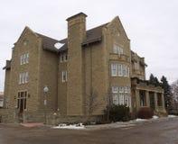 Rząd Domowy Edmonton Alberta zdjęcie stock