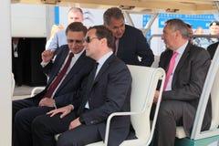 Rządowa delegacja Obrazy Stock