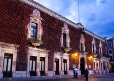 rządowy pałac Zdjęcia Royalty Free
