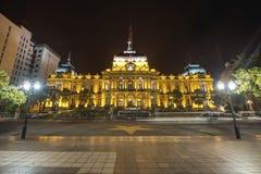 Rządowy pałac w Tucuman, Argentyna. Obrazy Stock