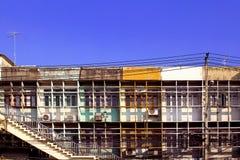 Rzędu dom Zdjęcia Stock