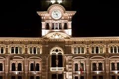 rząd domowy Trieste Zdjęcie Stock