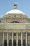 Rządowy budynek przy San Juan fotografia stock