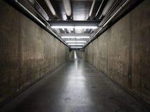rzędu suterenowy tunel Obraz Stock