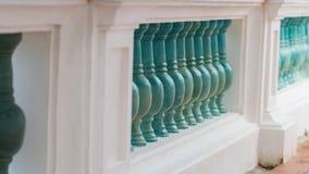 Rzędy balustrada Obrazy Stock