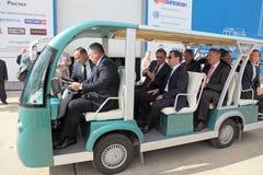 Rządowa delegacja Zdjęcie Royalty Free
