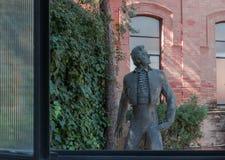 Rzeźba Antonio tancerz obrazy stock