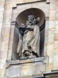 Rzeźba Karmelicki monaster zdjęcia stock