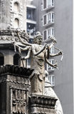 Rzeźba świątynia 01 Fotografia Stock