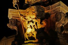 Rzeźba zdjęcie stock