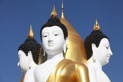 Rzeźba, architektura i symbole buddyzm, Tajlandia zdjęcie stock