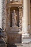 Rzeźba w Ephesus indyk fotografia stock