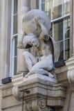 Rzeźba w Londyn zdjęcia stock