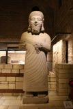 Rzeźba w muzeum Anatolian cywilizacje, Ankara fotografia royalty free