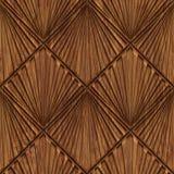 Rzeźbiąca drewniana bezszwowa tekstura zdjęcia royalty free