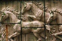 rzeźbiący kamień Fotografia Stock