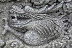 rzeźbić chińskie skały Fotografia Royalty Free