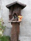 Rzeźbić drewno Fotografia Stock