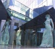 rzeźby Obrazy Royalty Free