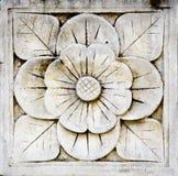 rzeźby na bali kamień Fotografia Royalty Free