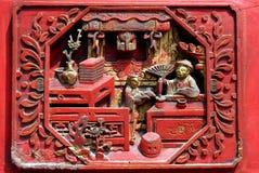 rzeźby z drewna obraz royalty free