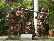 Rzeźba obrazy stock