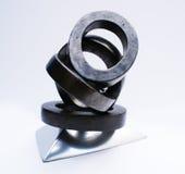 rzeźba abstrakcyjna Obraz Stock