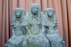 Rzeźba antyczny Egipt Obraz Stock