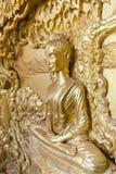 Rzeźba Buddha Zdjęcie Stock