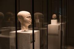 Rzeźba Kahotep Zdjęcie Stock
