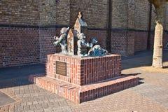 Rzeźba Sekes Maenekes zdjęcie stock