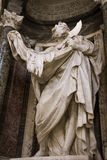 Rzeźba St Bartholomew zdjęcia stock
