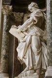 Rzeźba St Matthew zdjęcie royalty free