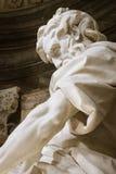Rzeźba St Matthew obraz royalty free