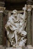 Rzeźba St Phillip obrazy royalty free