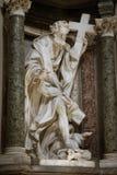 Rzeźba St Phillip obrazy stock