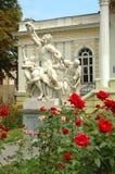 Rzeźbiony grupowy Laokoon, Odessa, Ukraina Obrazy Royalty Free