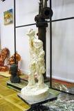 Rzeźby przy Intermuseum-2013 Obraz Royalty Free