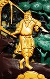rzeźby z drewna Zdjęcie Royalty Free