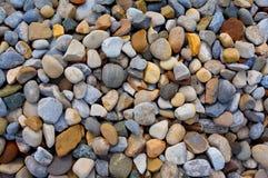 rzeczne skały Obrazy Royalty Free